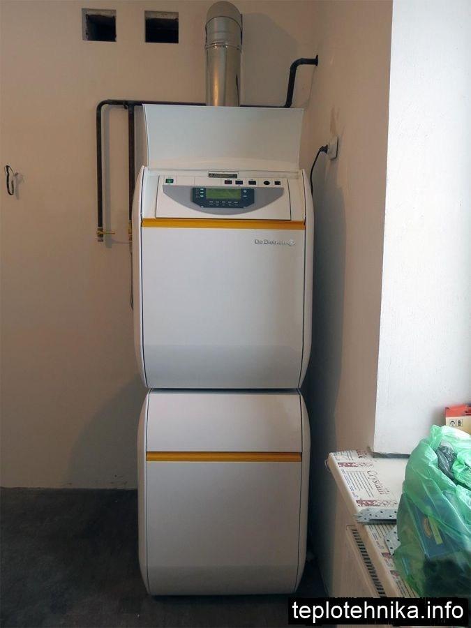 управление смесительными контурами теплого пола и отопления