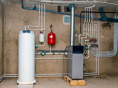 установка систем отопления 6
