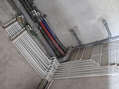 Монтаж сетей наружного водоснабжения